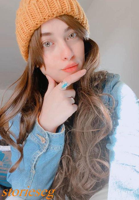 الجميلة شاهيستا سعد