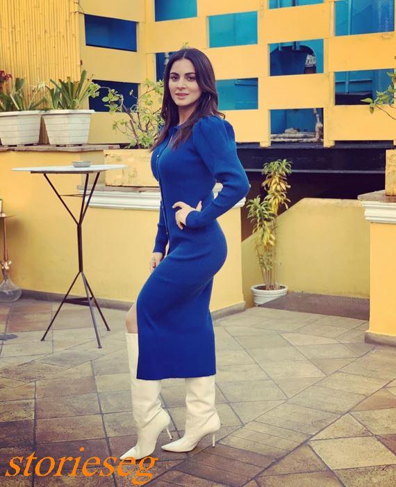 الممثلة الهندية شرادها آريا