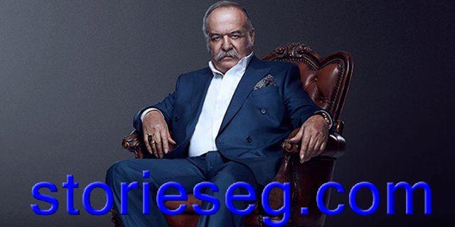 بطل مسلسل حي السلطان الذي يجسد دور عبد القاد الجيلاني