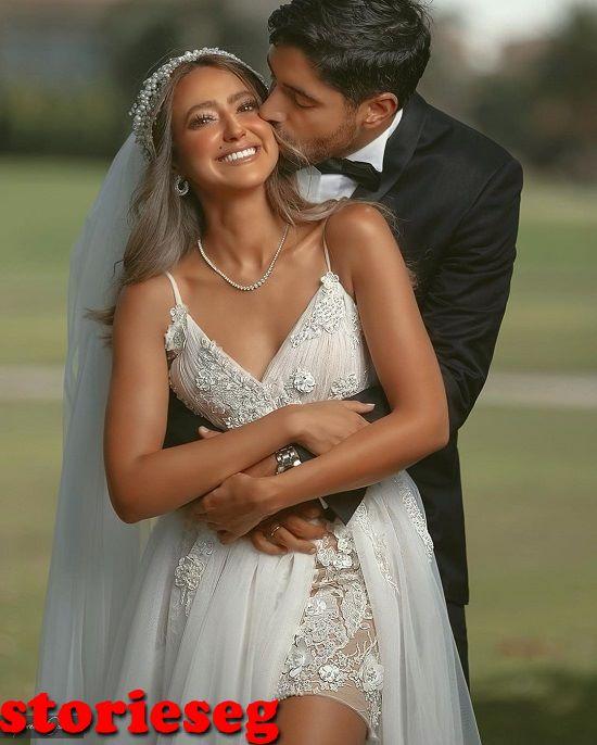 زفاف هند عبد الحليم