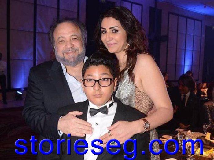 عائلة وفاء عامر
