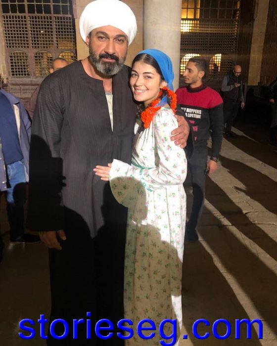 ليلى أحمد زاهر تعود للتمثيل مع الفتوة بعد غياب 6 سنوات