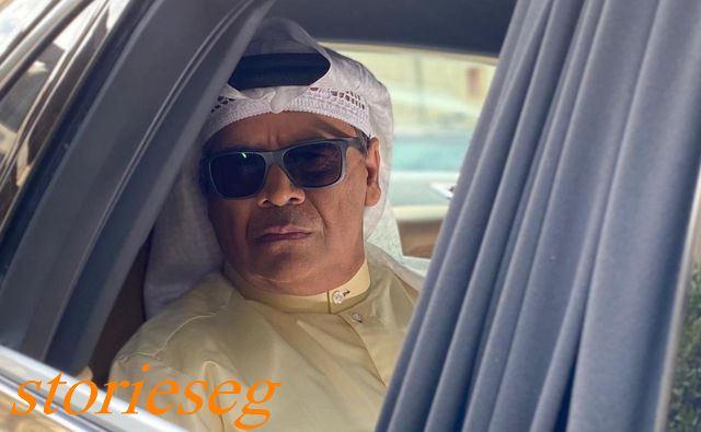 الفنان داود حسين بطل مسلسل في ذاكرة الظل