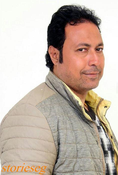 الفنان ماجد أباظة