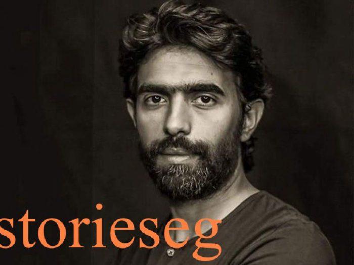 الممثل الشاب عمرو عابد