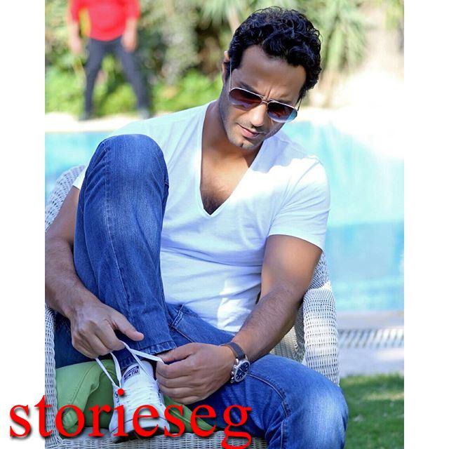 الممثل المصري كريم فهمي