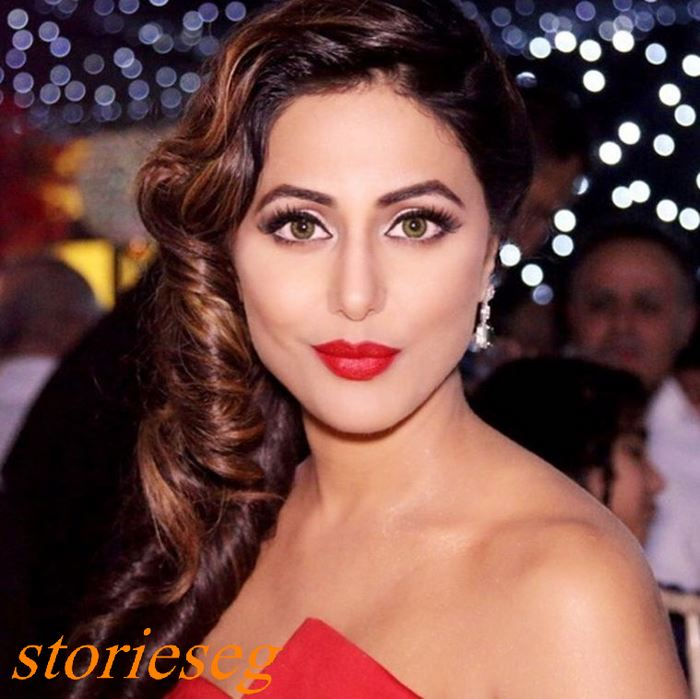 النجمة الموهوبة هنيا خان