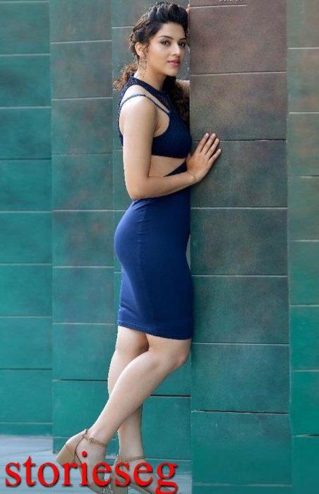 النجمة مهرين كور بيرزادا