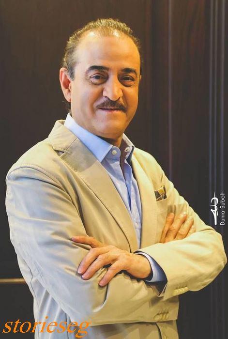 بسام كوسا بطل مسلسل سوق الحرير
