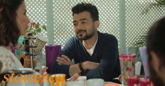 بطل مسلسل حب عمري