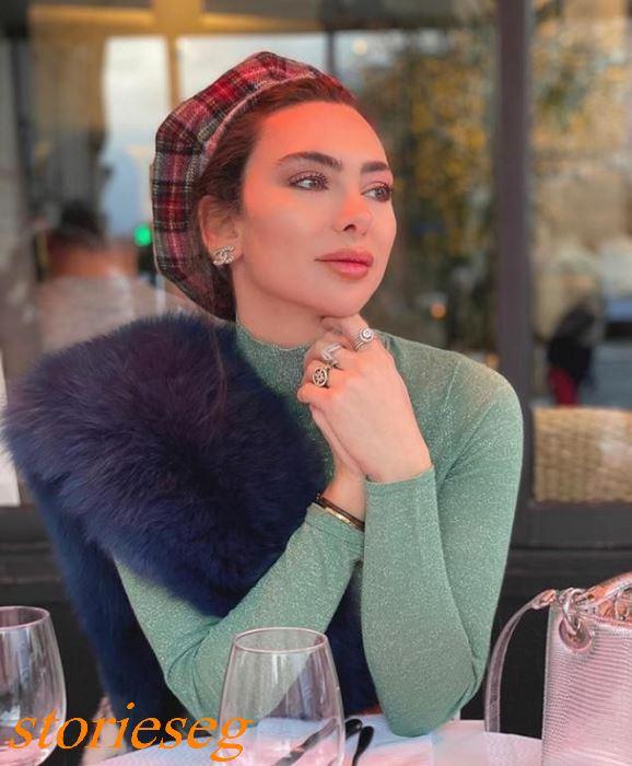 ستيفاني صليبا بطلة مسلسل الساحر