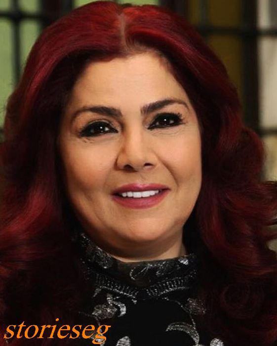 صباح الجزائري بطلة مسلسل حارس القدس