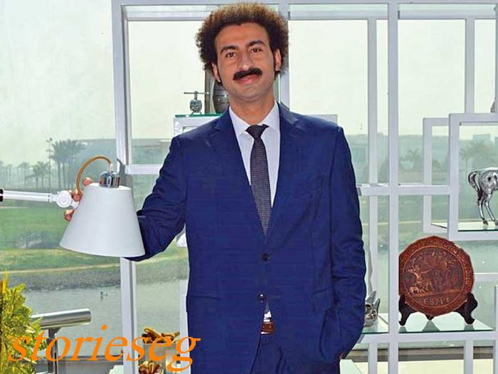 علي ربيع بطل مسلسل وصل امانة