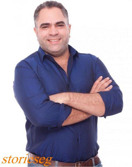 محمد شاهين بطل مسلسل جمع سالم