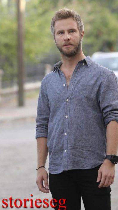 الممثل أوزجور جفيك