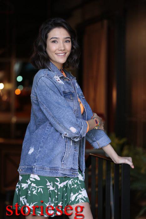 الممثلة التركية ايبوكي بوسات
