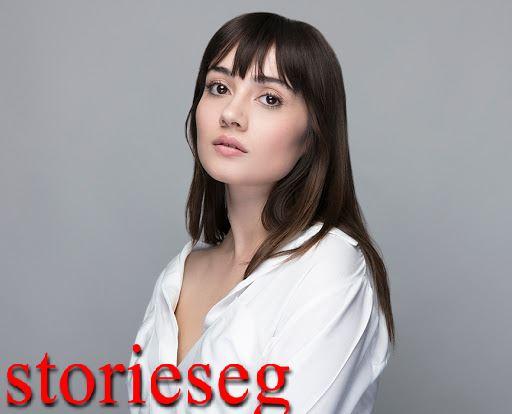 الممثلة الشهيرة سيفدا ارغينجي