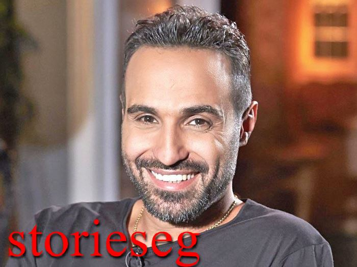 الممثل الكوميدي احمد فهمي