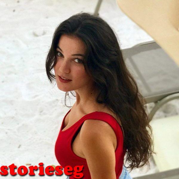 الممثلة الجميلة بيار دينيز