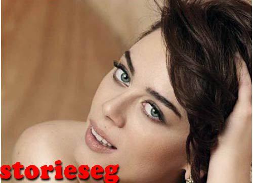 الممثلة Demet Evgar