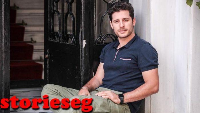 الممثل التركي علي ياغجي