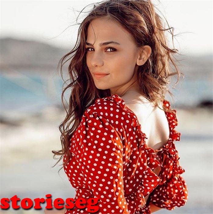 النجمة التركية الشابة بهار شاهين