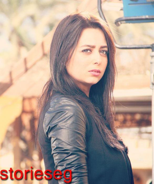 هبة مجدي بطلة مسلسل ضربة معلم