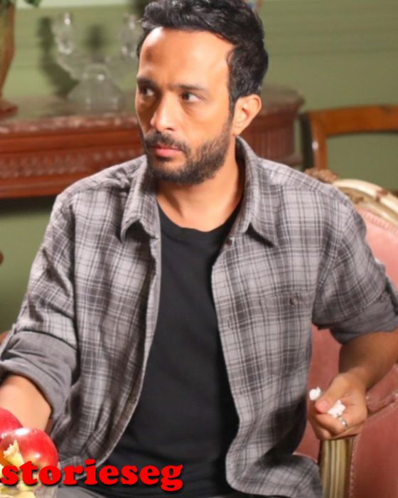 أحمد عصلام في كواليس طلقتك نفسي