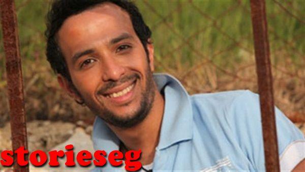 احمد عصام في بدايته