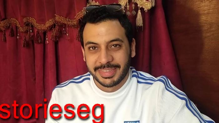 الفنان الشاب أحمد كمال أبو رية