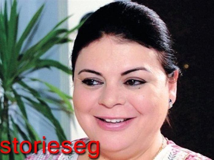الممثلة الكوميدية ماجدة زكي