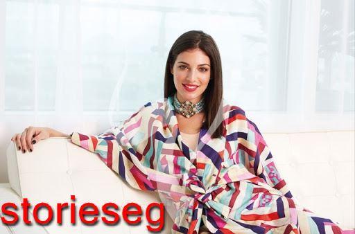 الممثلة اللبنانية رزان جمال