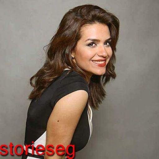 الممثلة سارة عادل