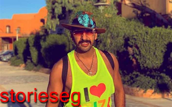 الممثل حسن أبو الروس
