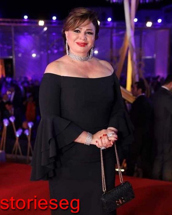 الممثلة القديرة إلهام شاهين