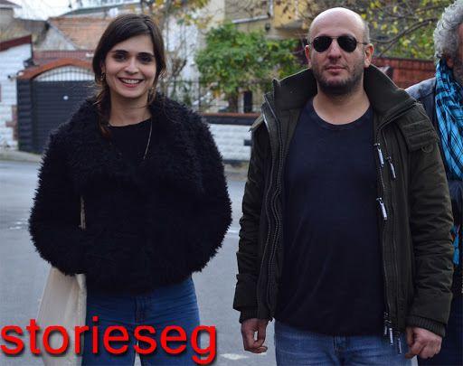 ميريتش ارال مع حبيبها كيمينلي