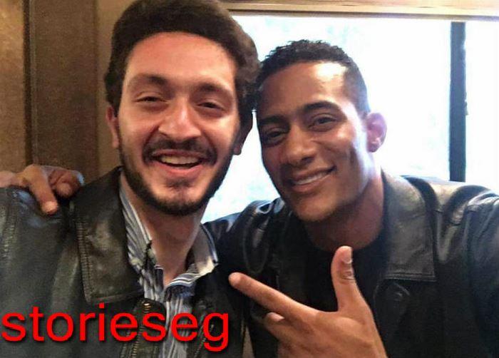 يوسف عثمان مع محمد رمضان