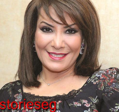 الفنانة القديرة هدي حسين