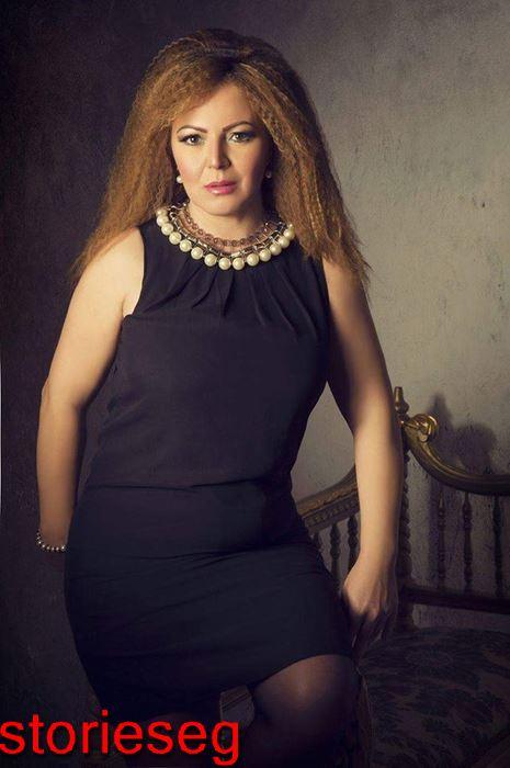الفنانة الموهوبة هدي الادريسي