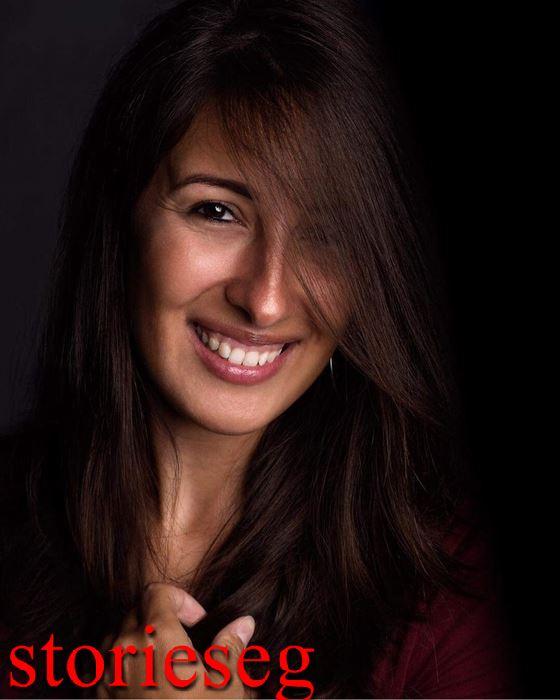 الفنانة جيلان علاء