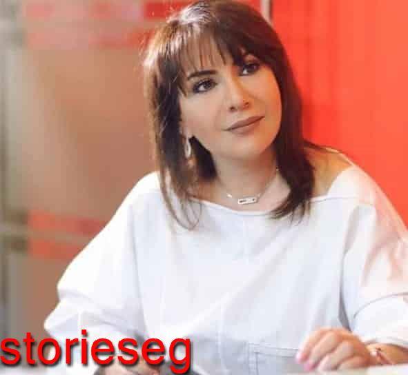 الممثلة العراقية هدي حسين