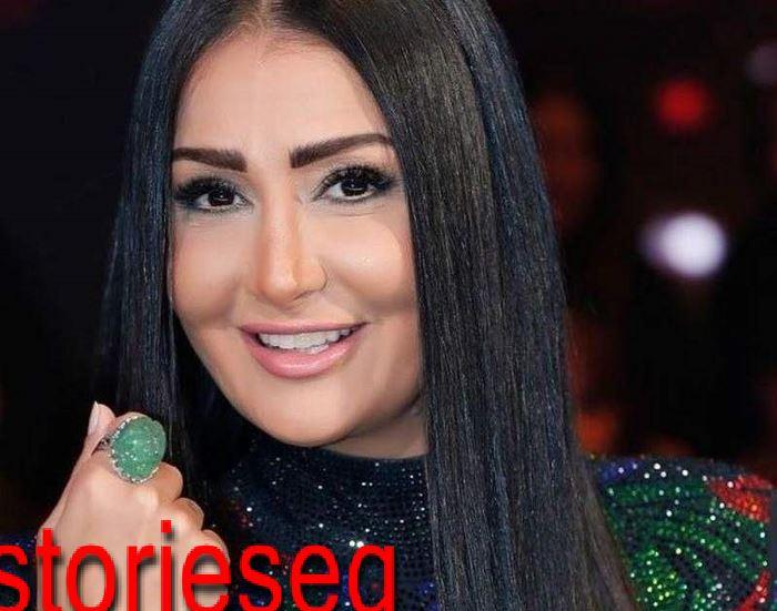 الممثلة القديرة غادة عبد الرازق