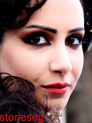 الممثلة حلا رجب