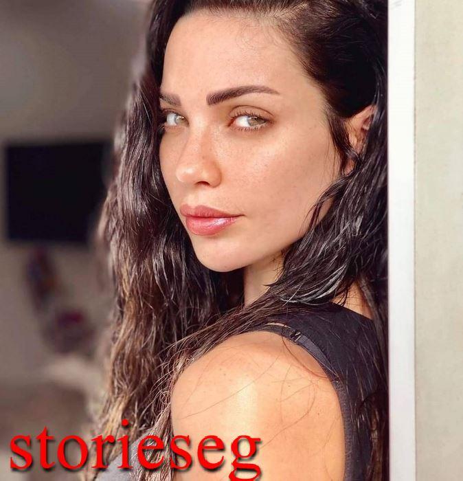 الممثلة داليدا خليل