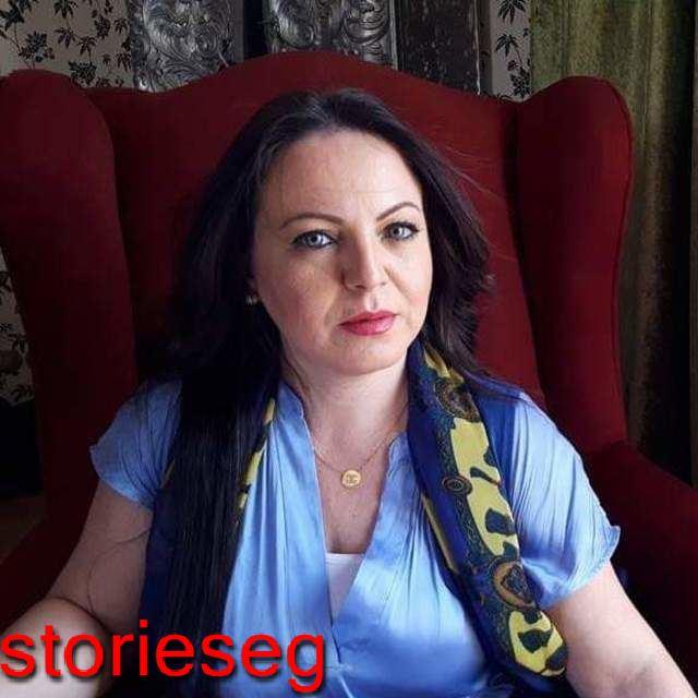 الممثلة هدي الادريسي