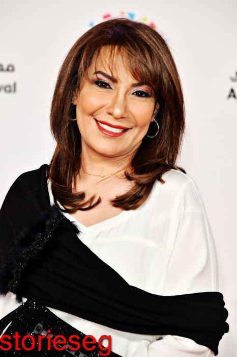 الممثلة هدي حسين