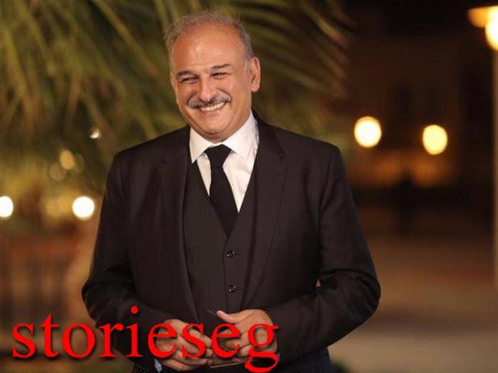 الممثل السوري جمال سلمان