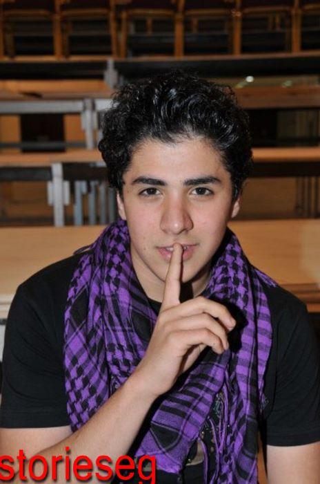 الممثل فهد باسم