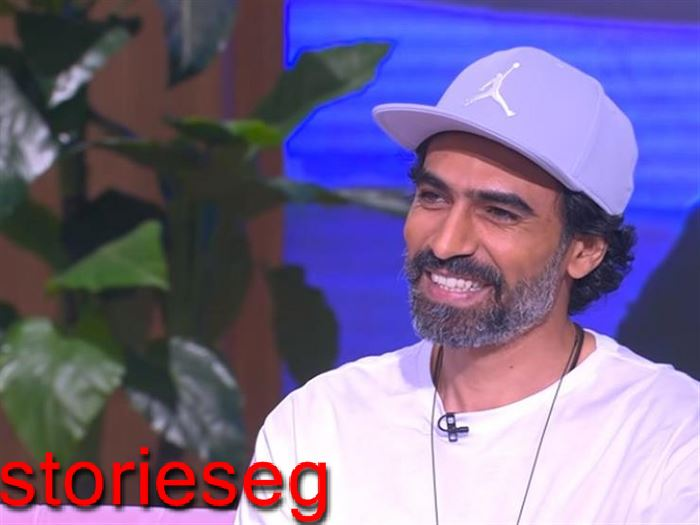 الممثل محمد علاء