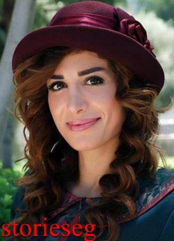 روبين عيسي الممثلة السورية